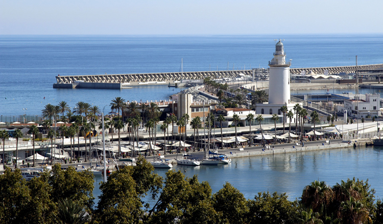Flybilletter til Malaga