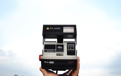 De populære polaroidkameraer