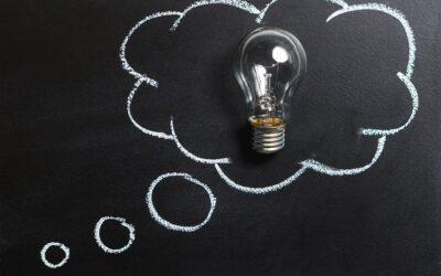 Sådan finder du på en god og innovativ idé