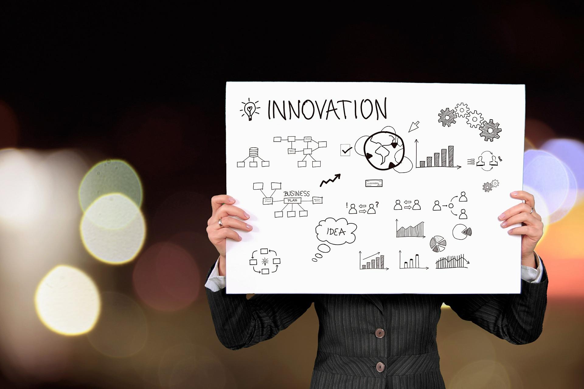 Innovation er en større proces