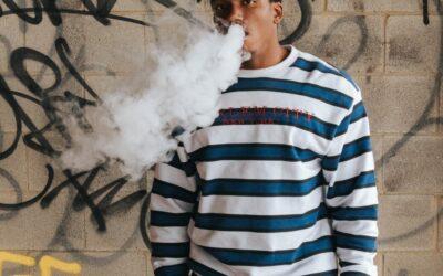 Kom videre fra din gamle cigaret